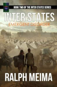 "Book 2 of the Inter States series - ""Emergent Disorder"""